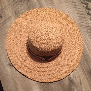 Straw Beach Style Sun Hat